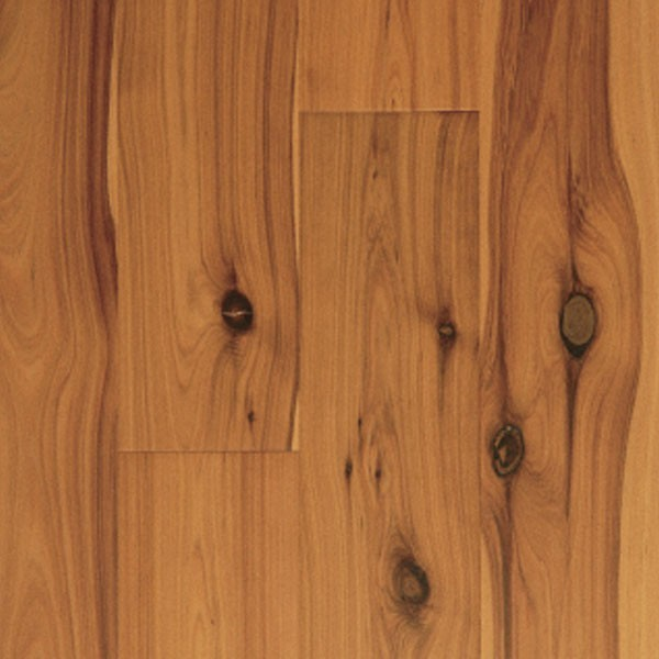 75quot Smooth Golden Australian Cypress Engineered Hardwood