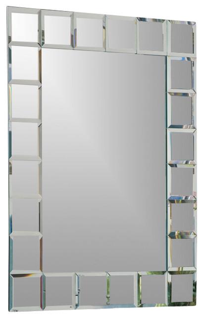Montreal Mirror - Contemporary - Bathroom Mirrors - by Beyond Stores - designer bathroom mirrors
