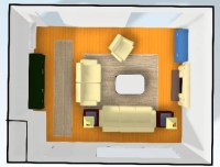 Small Living Room Layout With Tv - Dream House Ideas