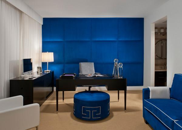 Carolyn Miller Interiros - Modern - Home Office - Tampa - by Carolyn