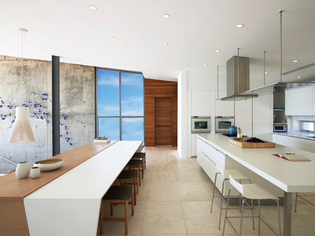 La Cucina Amsterdam Ny For Sale Beach House On Long Island - Modern - Kitchen - New York