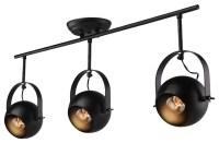 Shop Houzz | LNC HOME 3-Light Track Lighting Ceiling ...