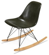 Rocker Base With Side Shell Chair - Rocking Chairs - by ...