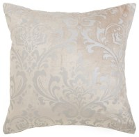 Shop Houzz | Best Home Fashion Damask Velvet Pillow Cover ...