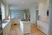 Elegant Coastal Kitchen - Coastal - Kitchen - Boston - by ...