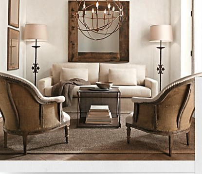 Living Room-Small Spaces - Traditional - Living Room - traditional living room ideas