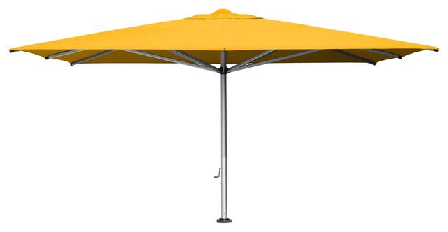 13391quot Square Umbrella Contemporary Outdoor Umbrellas