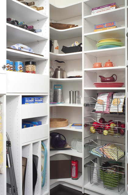 closet works traditional kitchen metro pull shelves pull trash bin kitchen drawer organizers