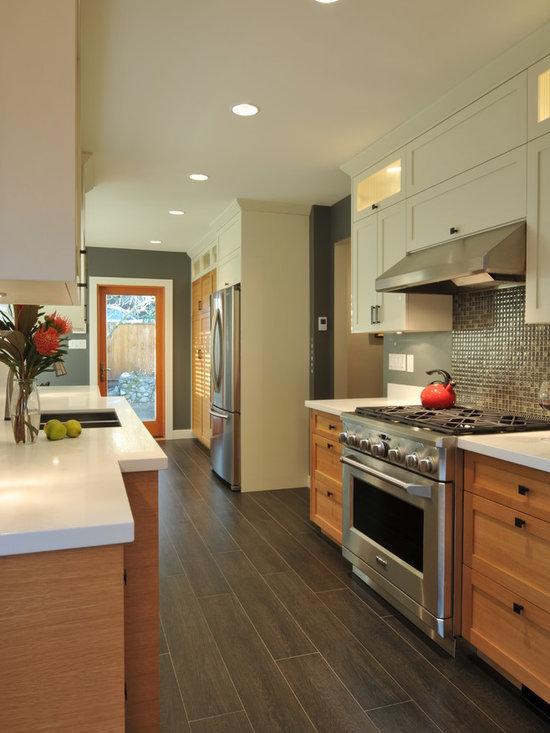 maple cabinet dark floor home design ideas pictures remodel small eat kitchen design photos dark wood cabinets