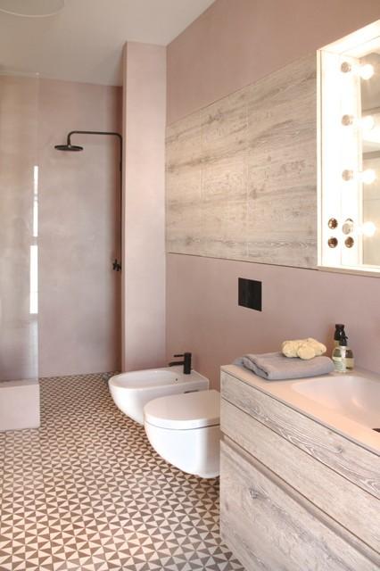 Holz im Badezimmer u2013 Experten-Tipps zu Einbau und Pflege - badezimmer einbau