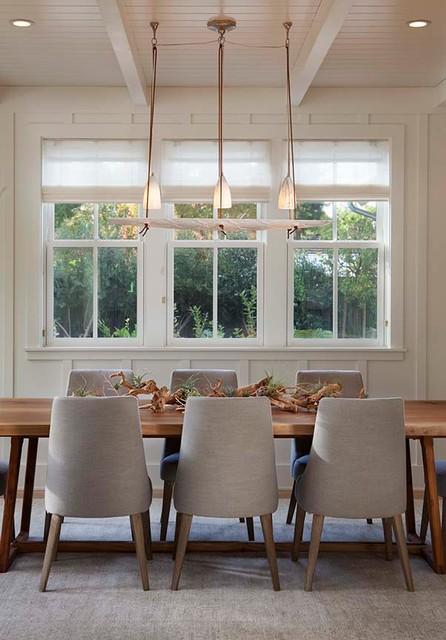 Modern farmhouse - Landhausstil - Esszimmer - San Francisco - von - esszimmer landhausstil modern