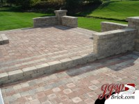 Paver Patio Designs - Traditional - Patio - Detroit - by ...