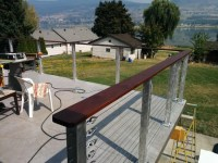 Cheap cable rail system revisited