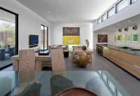 Pontatoc Residence Remodel - Contemporary - Living Room ...