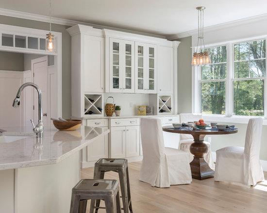 farmhouse eat kitchen design ideas remodels photos stylish table eat small kitchen ideas decoholic