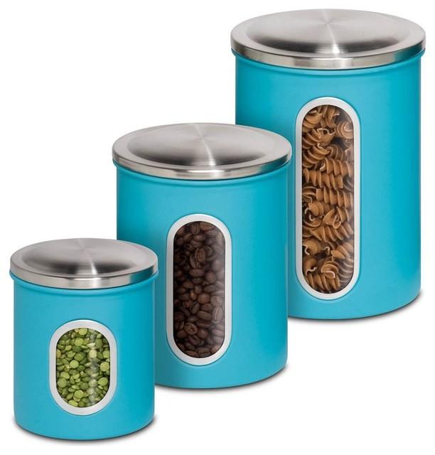 Designer Kitchen Storage Jars - Listitdallas