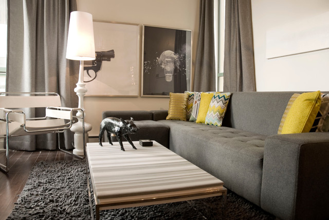 My Houzz Pint-Size Playfulness in Vancouver - Contemporary - houzz living room furniture