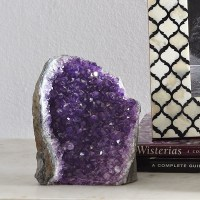 Amethyst Geode - Traditional - Home Decor - by Wisteria