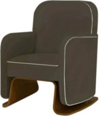 Cole Glider - Modern - Nursing Chairs & Gliders - by 2Modern