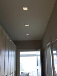 Square Recessed Lighting Fixtures Home Design Ideas ...
