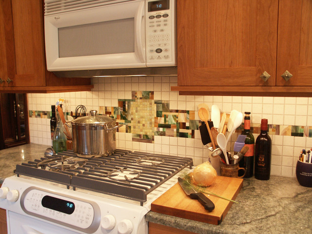 small kitchen remodel tile backsplash traditional kitchen small kitchen shimmering copper backsplash backsplashideas