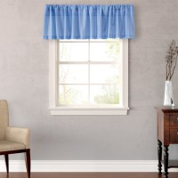 Laura Ashley Salsbury Window Valance - Contemporary ...