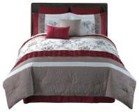 Eloise 8-Piece Comforter Set - Transitional - Comforters ...