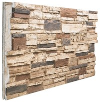 Architectural Superstore - Stacked Stone Wall Panel ...