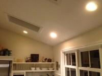 Need to upgrade recessed lights in my vaulted ceiling.