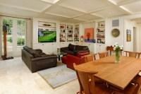 Award Winning Family Room Addition in Bethesda, MD ...