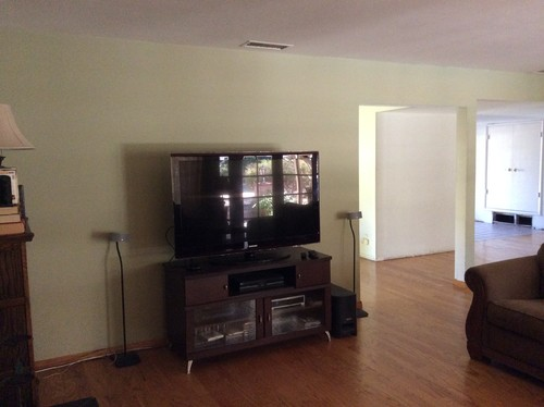 Where to put TV in living room? - tv in living room