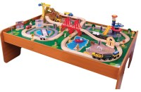 Kidkraft Home Indoor Kids Playroom Ride Around Town Train ...
