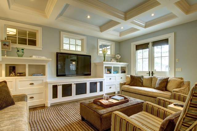 Fabulous City Living - Craftsman - Living Room - Calgary - by - craftsman living room