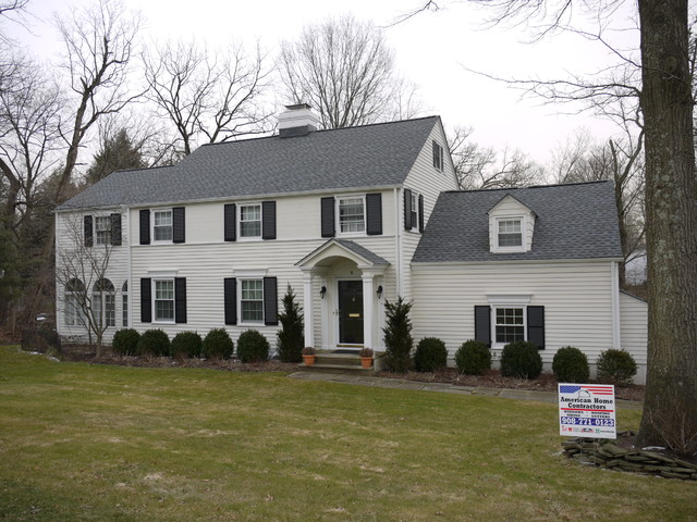 GAF Timberline HD Pewter Gray (Short Hills, NJ) - Traditional