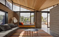 Fairfield Hacienda - Midcentury - Living Room - Melbourne ...