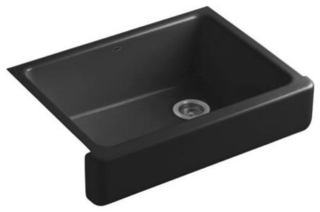 Kohler Whitehaven Self Trimming 1 Bowl Kitchen Sink 29 1
