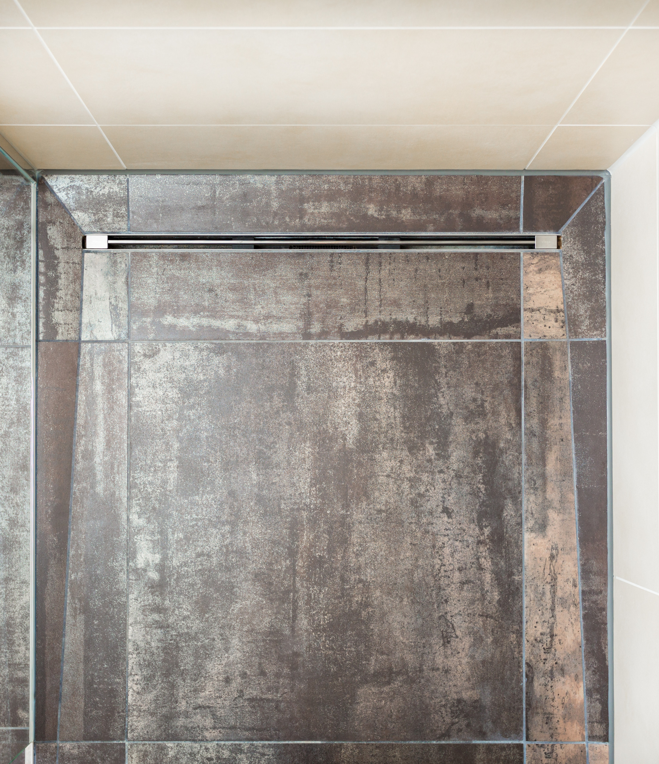 Dusche Ablaufrinne 75 Beautiful Doorless Shower With An Urinal Pictures & Ideas - February, 2021 | Houzz