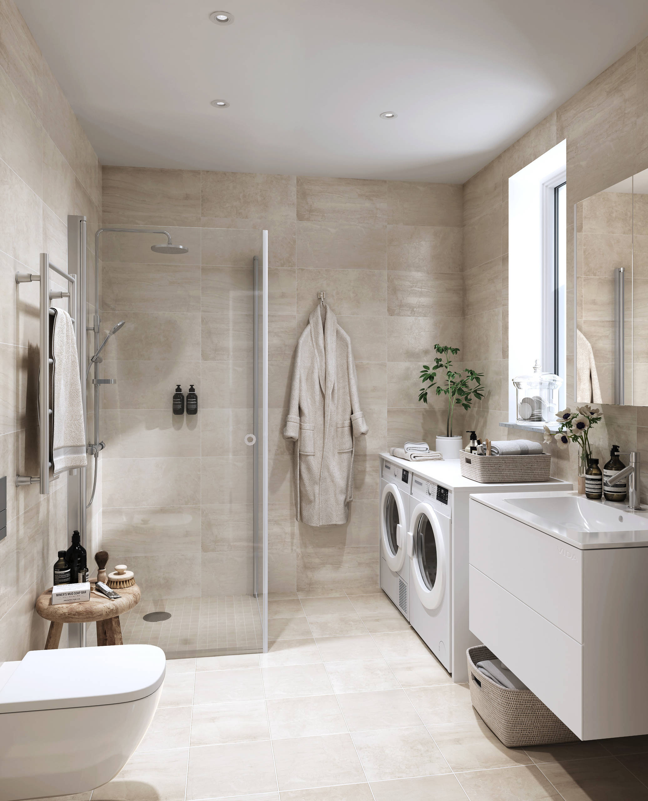75 Beautiful Bathroom Laundry Room Pictures Ideas November 2020 Houzz