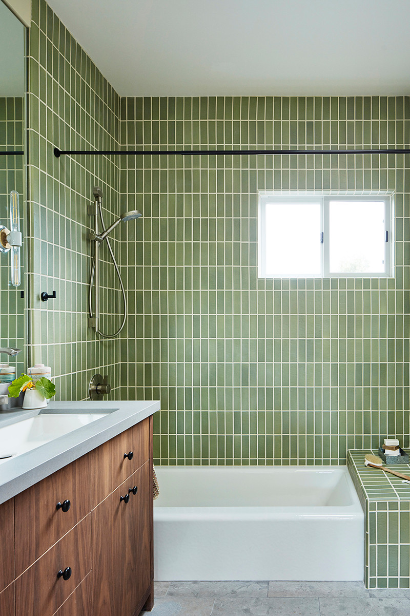 75 Beautiful Ceramic Tile Bathroom Pictures Ideas November 2020 Houzz
