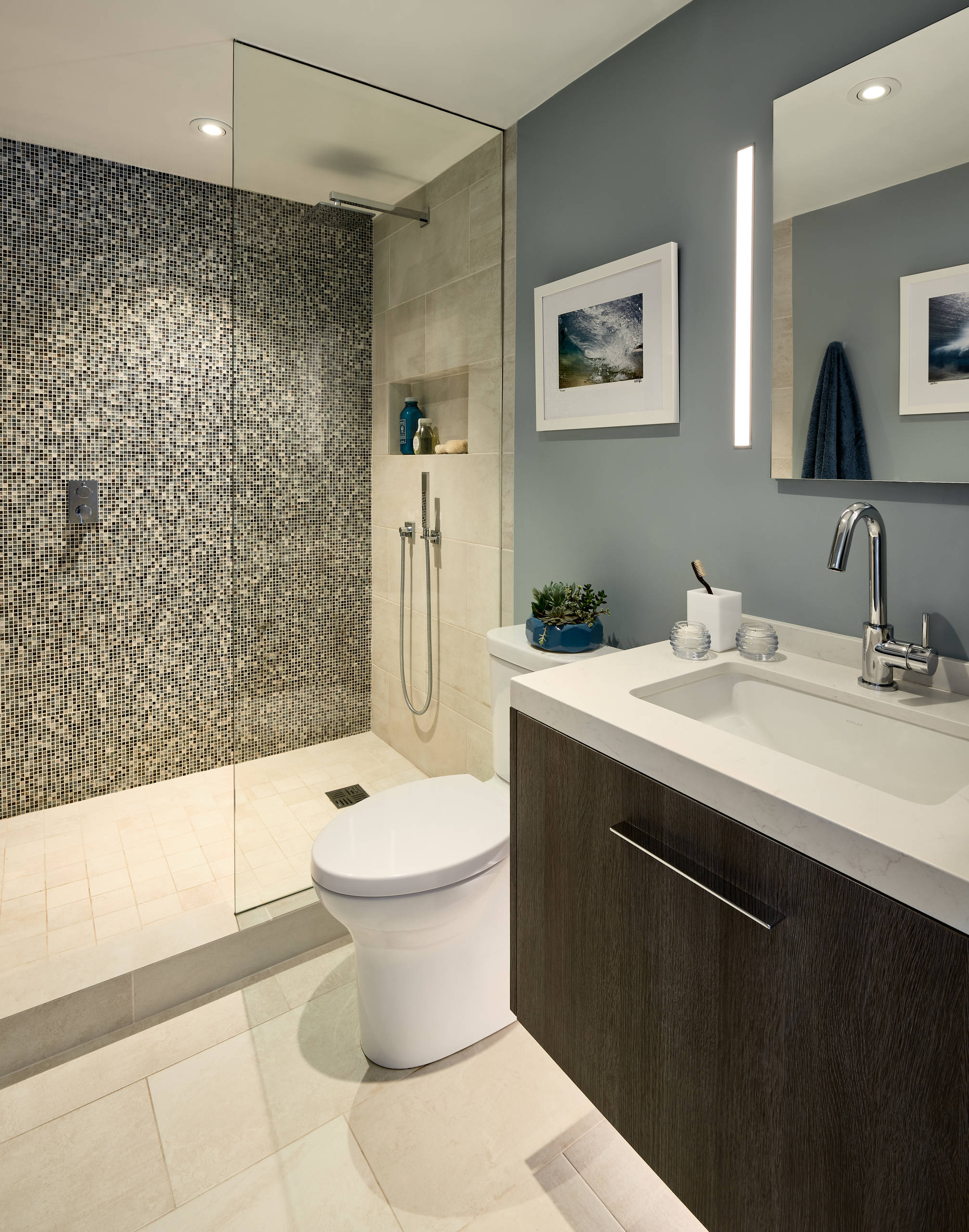 75 Beautiful Small Beige Bathroom Pictures Ideas November 2020 Houzz