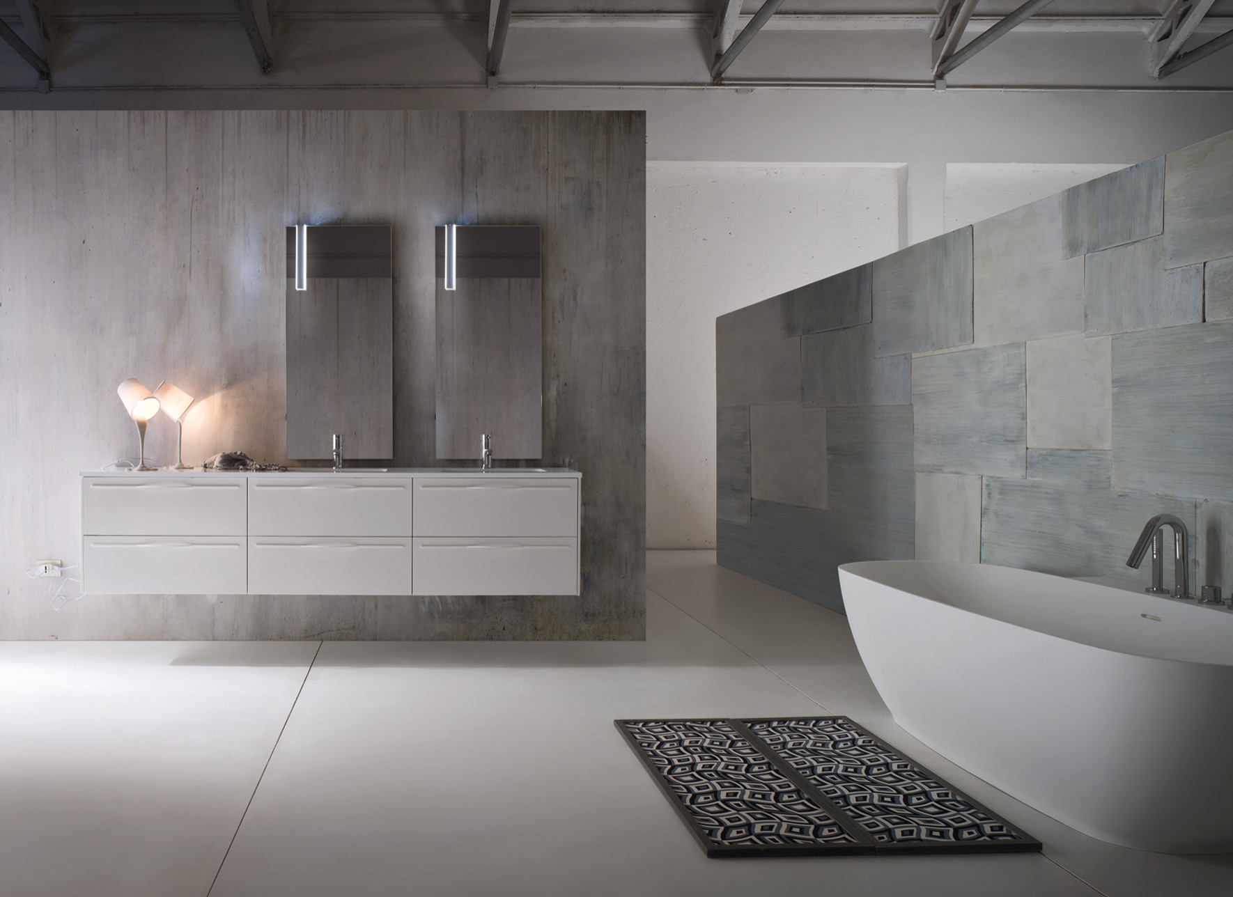 75 Beautiful Gray Bathroom With Recycled Glass Countertops Pictures Ideas January 2021 Houzz