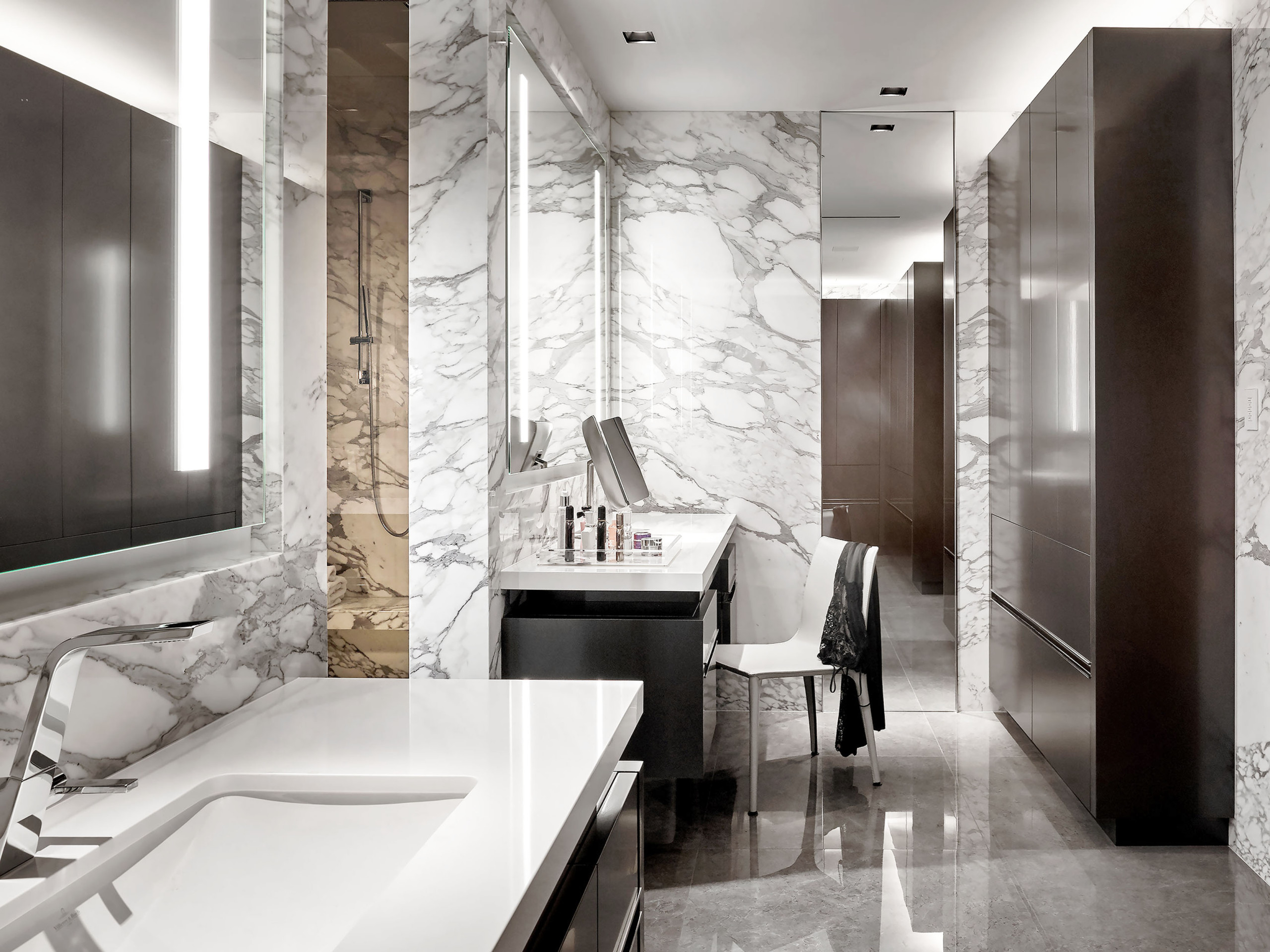 75 Beautiful Contemporary Bathroom Pictures Ideas November 2020 Houzz