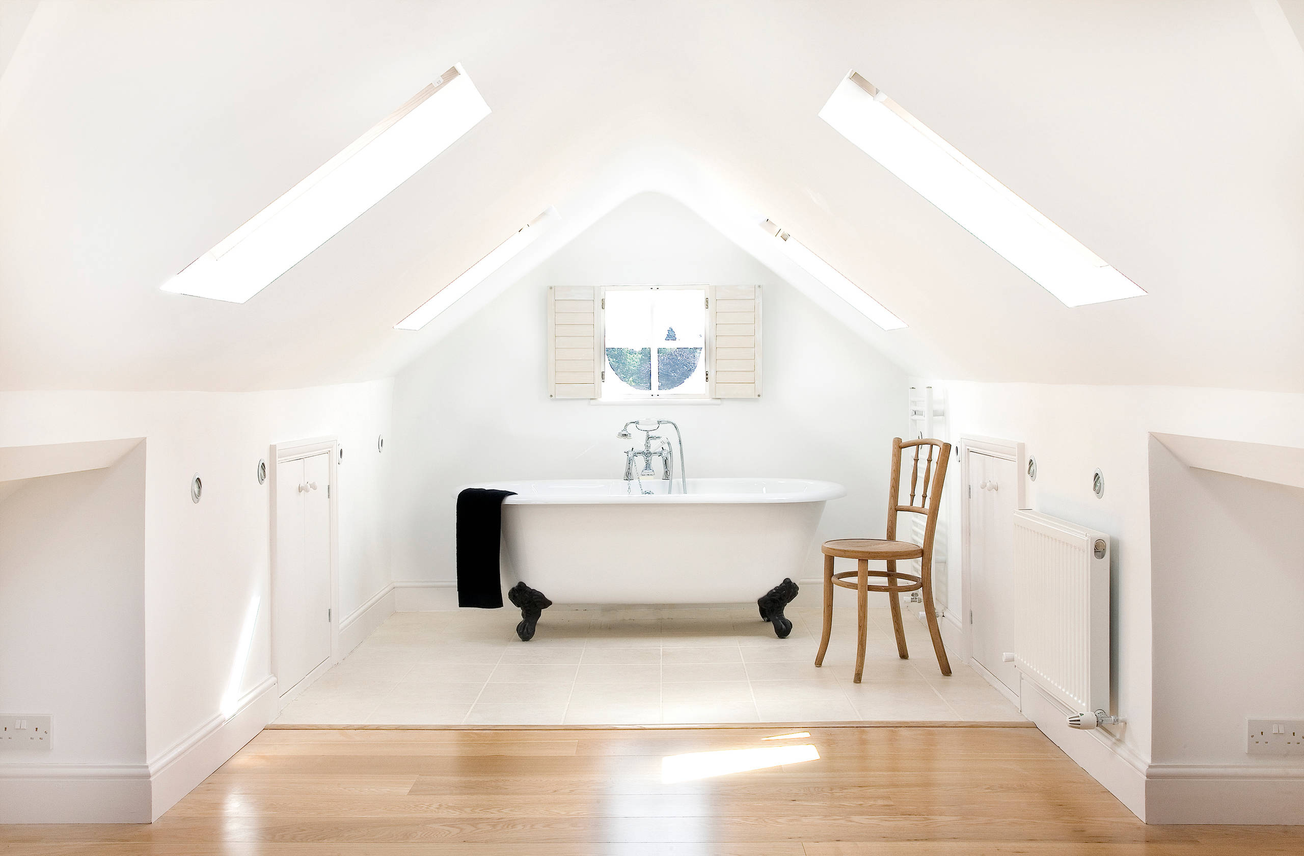 How To Design A Loft That S More Than A Box On A Roof Houzz Uk