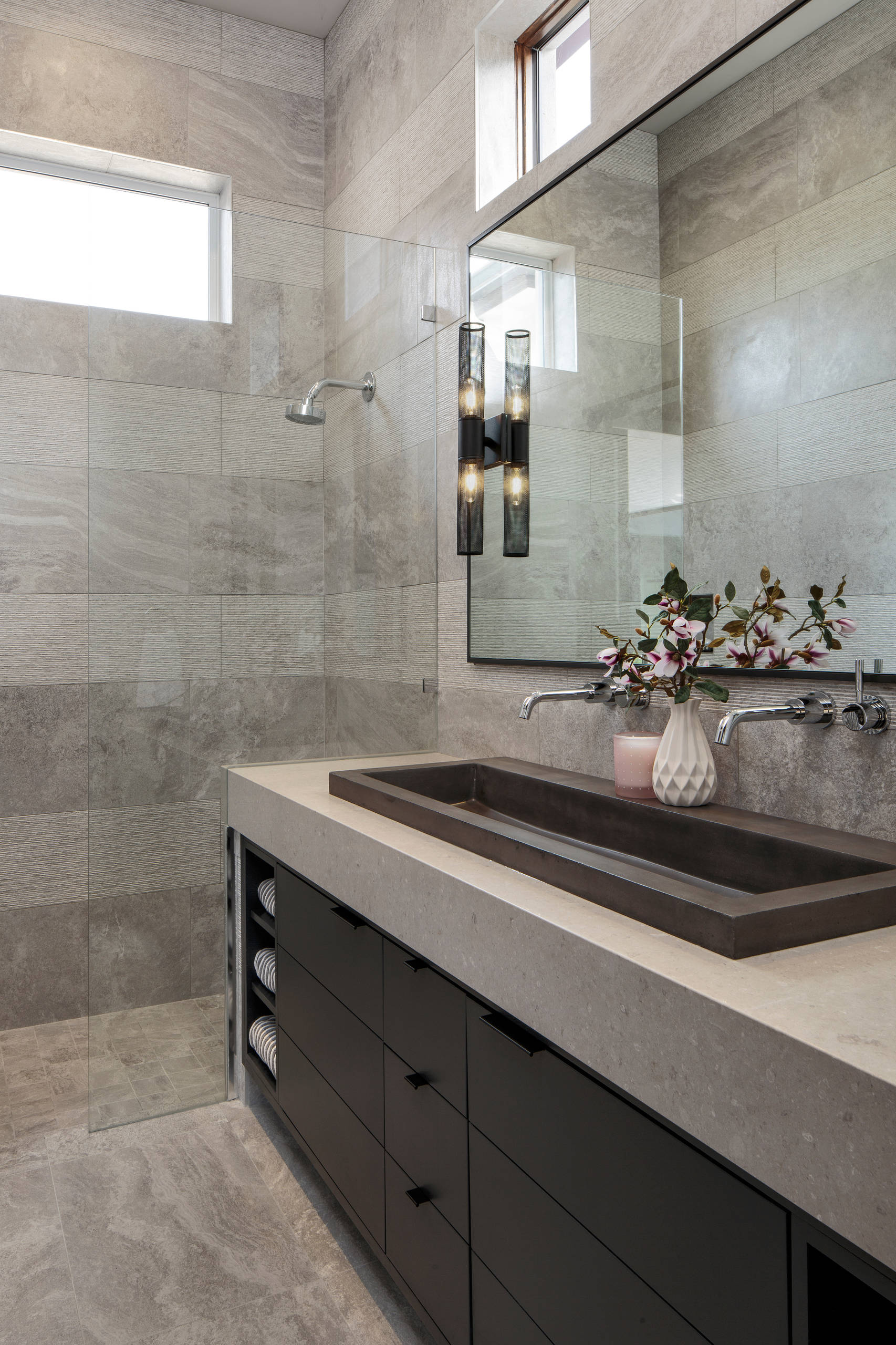 75 Beautiful Modern Bathroom Pictures Ideas November 2020 Houzz