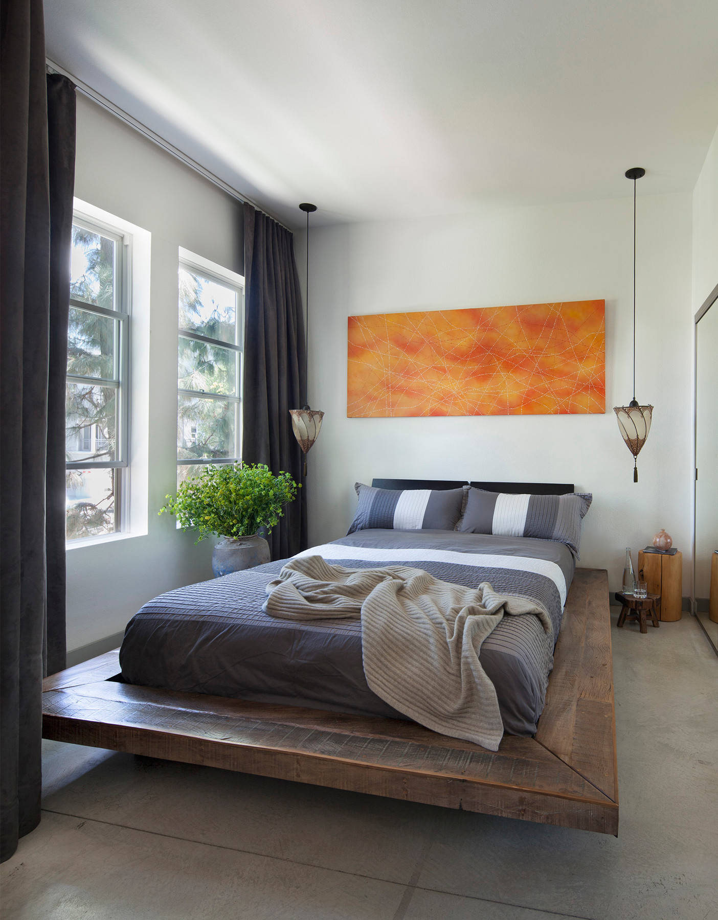 75 Beautiful Loft Style Bedroom Pictures Ideas February 2021 Houzz