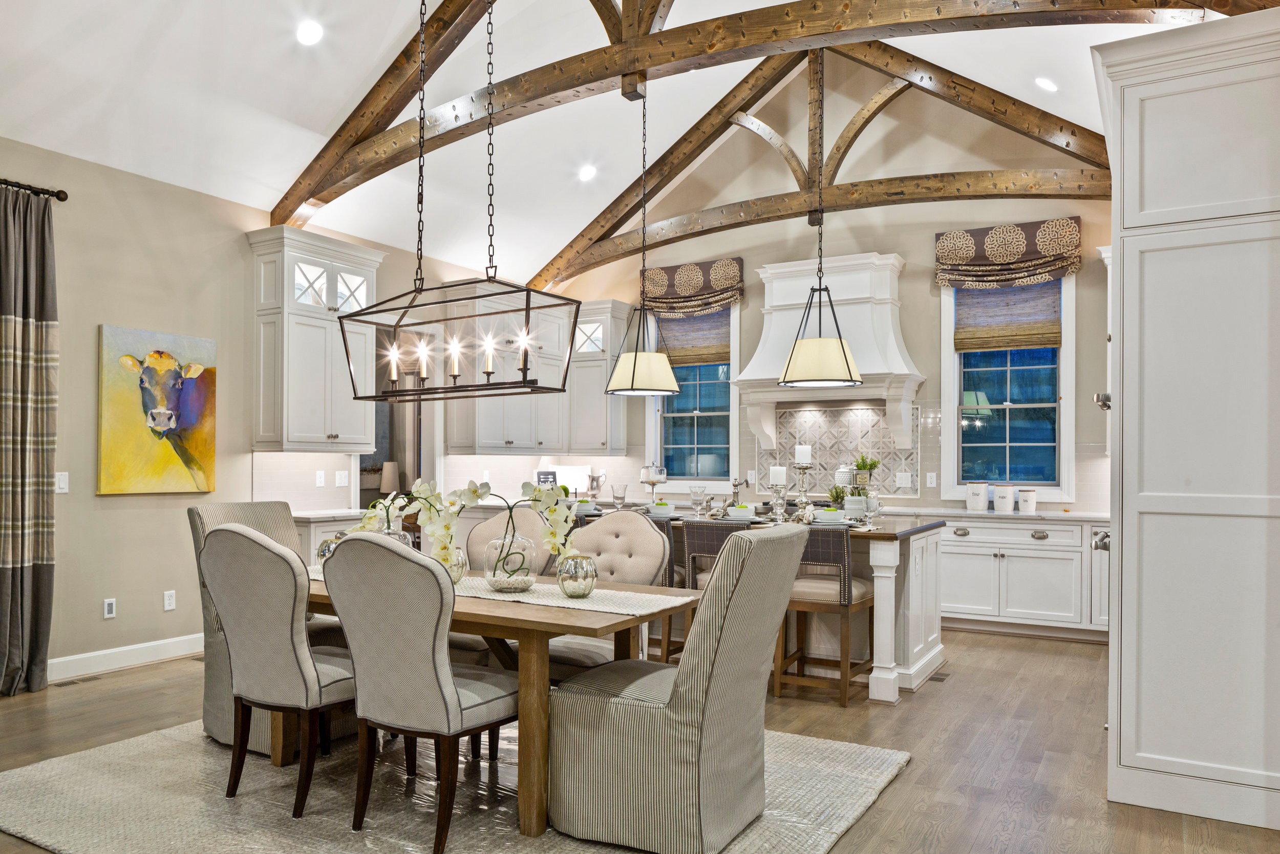 75 Beautiful Kitchen Dining Room Combo Pictures Ideas May 2021 Houzz