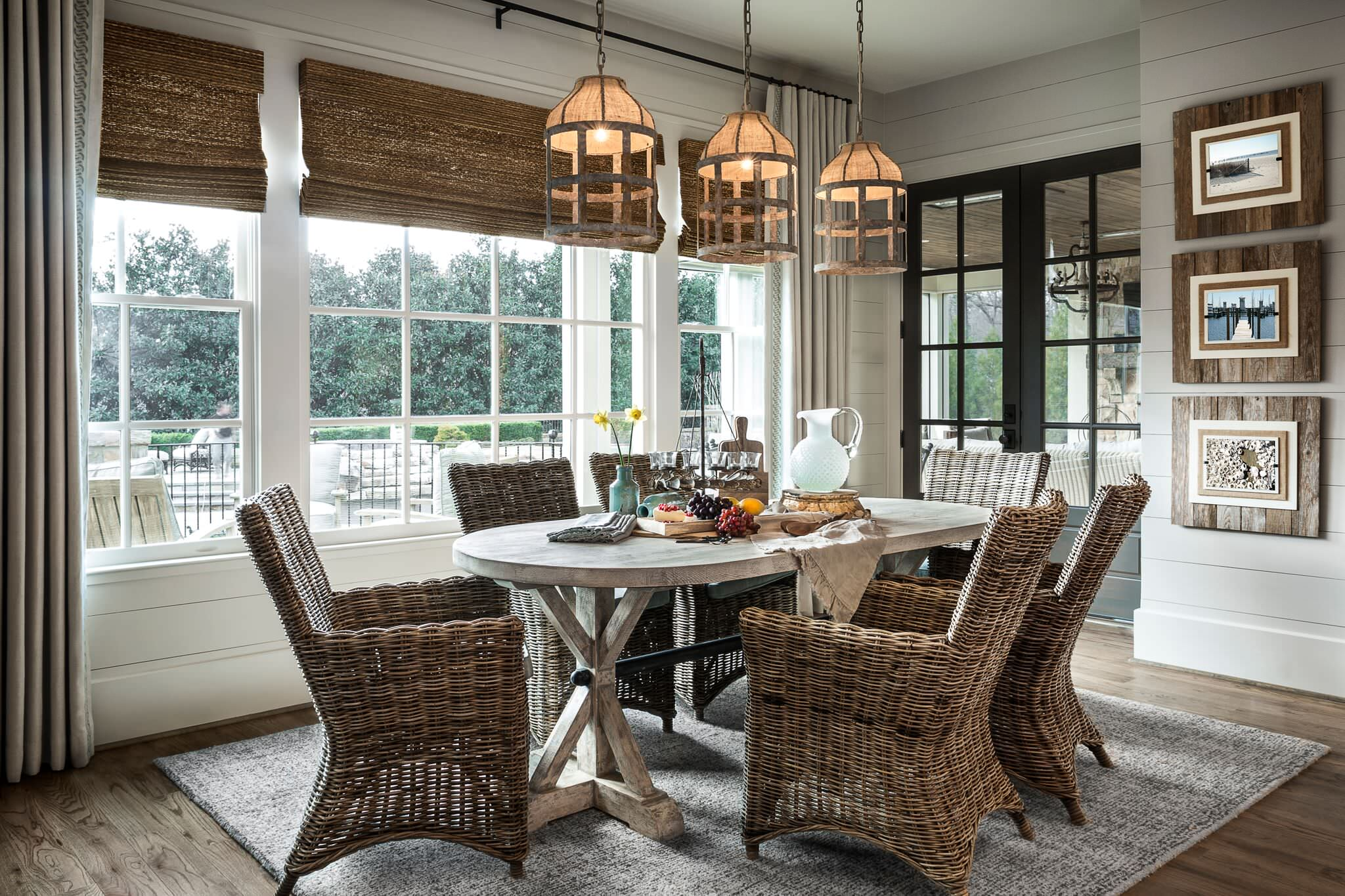 Coastal Farmhouse Houzz