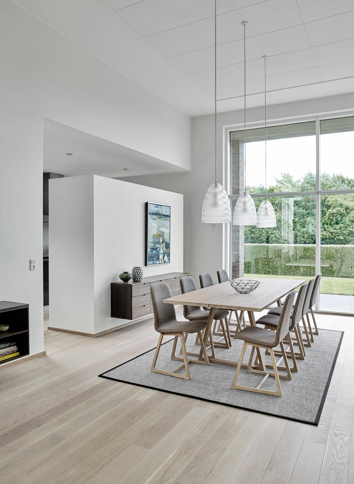 75 Beautiful Modern Dining Room Pictures Ideas April 2021 Houzz
