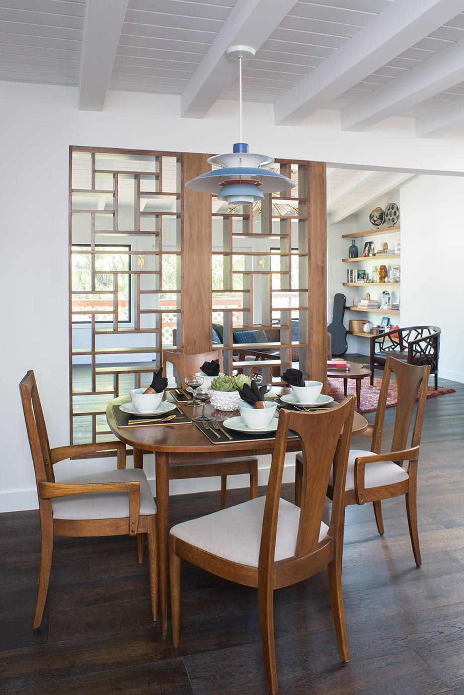 75 Beautiful Mid Century Modern Dining Room Pictures Ideas April 2021 Houzz