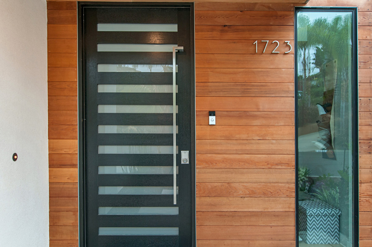 75 Beautiful Modern Front Door Pictures Ideas May 2021 Houzz